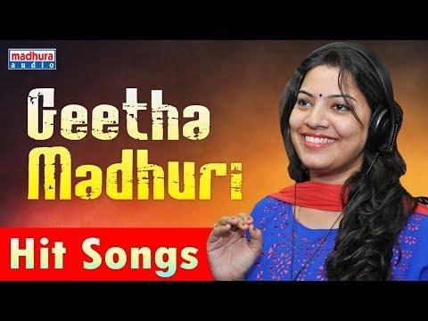 Singer Geetha Madhuri Latest Hit Songs Jukebox - Telugu Mass Songs