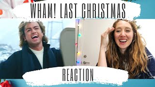 Vocal coach reacts analyzes wham! - last christmas ( 4k)