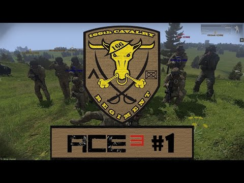 Arma 3 Mod Guides #1: ACE 3 Explosives - Claymores!