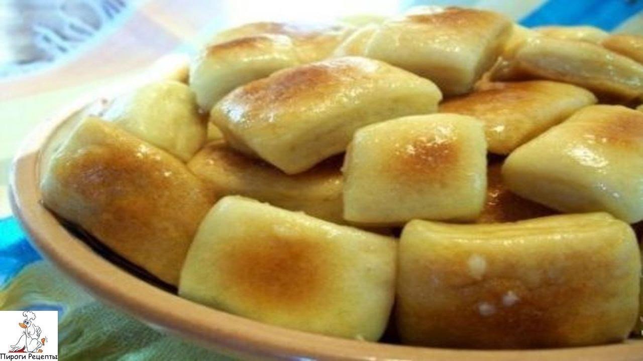 пампушки на кефире рецепт с фото