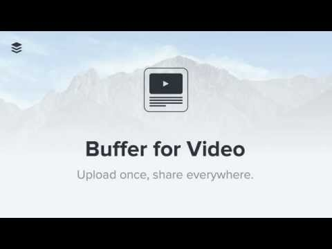 Buffer for Video, in 30 seconds