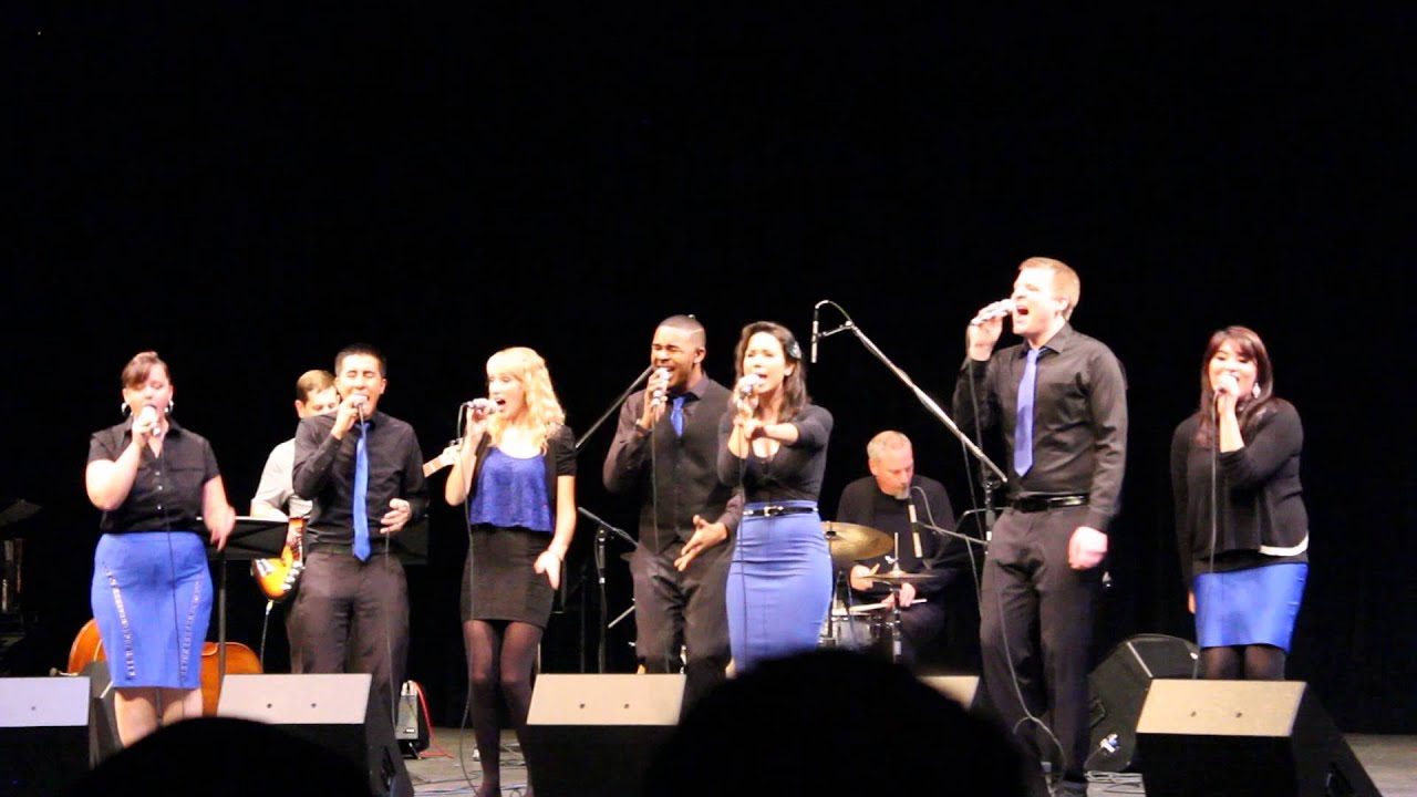 Arc Vocal Jazz Ensemble