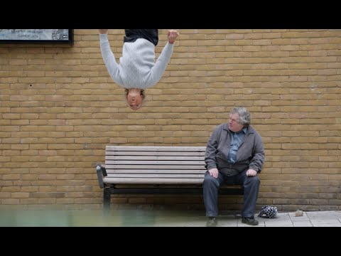 AGE IS JUST A NUMBER  90 YEAR OLD PARKOUR MASTER