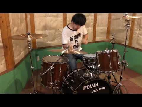 【魔法少女 俺(Mahou Soujo Ore) OP drums】大橋彩香「NOISY LOVE POWER☆」(Full Size)