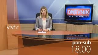VTV Dnevnik najava 11. srpnja 2019.