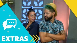 Conoce a la pareja que se enfrentará en MasterChef Latino   Un Nuevo Día   Telemundo