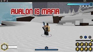 Avalon is Mafia | ROBLOX Black Magic II: Phantom's Causatum Avalon Gameplay