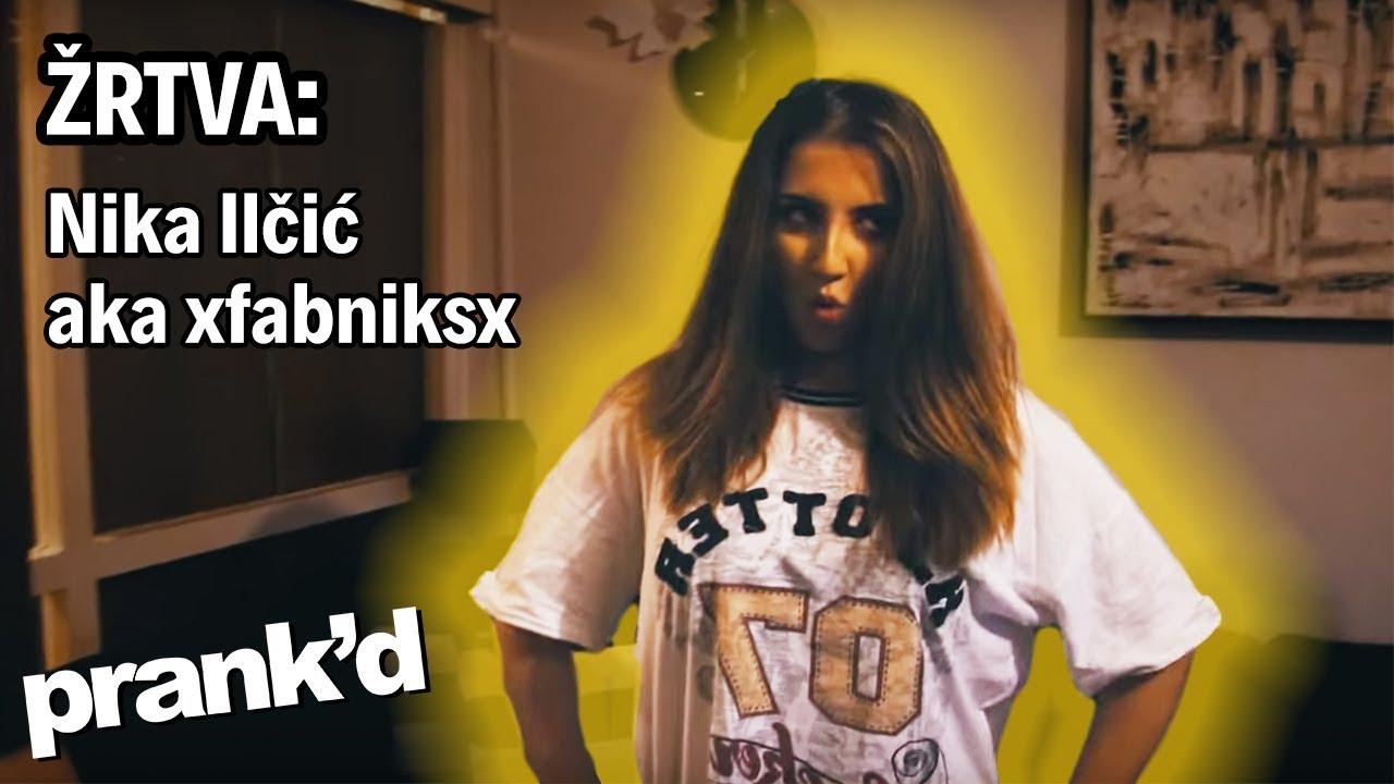 GASIMO KANAL NIKI ILČIĆ (XFABNIKSX) |Prank'd | Epizoda 1 Sezona 1