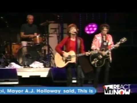 The Rolling Stones - Waiting On A Friend - 2005