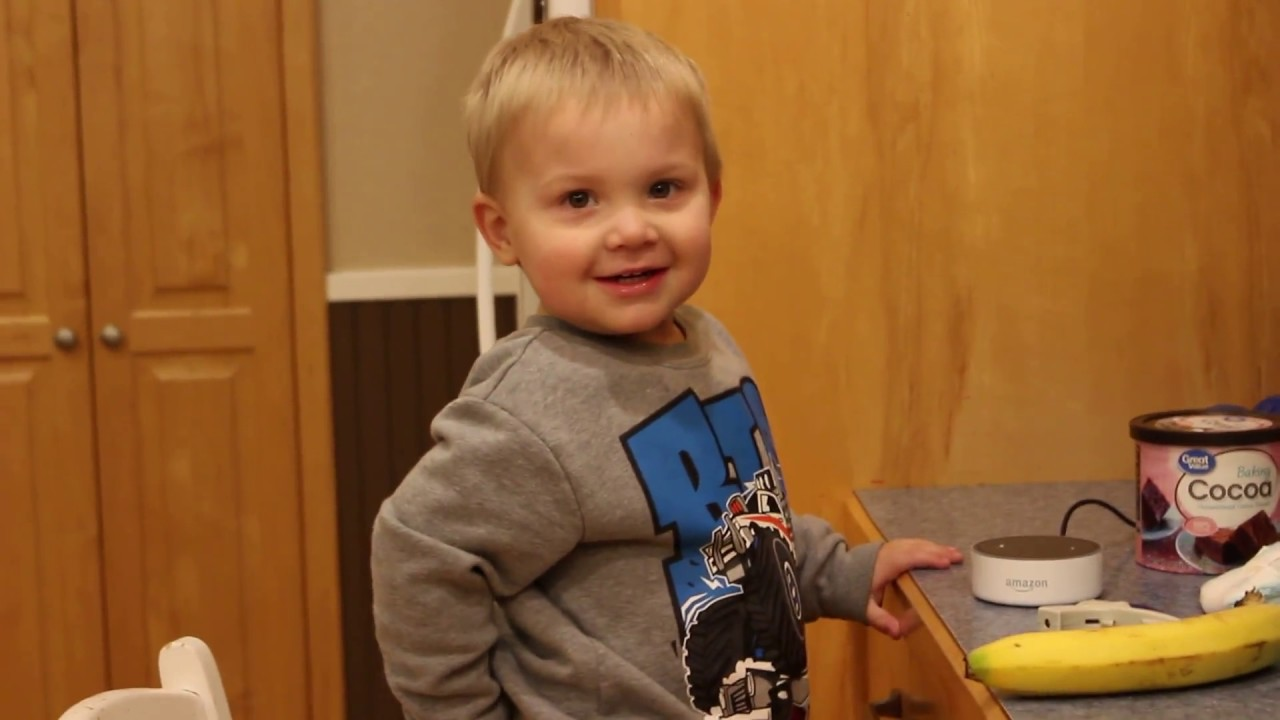 Two year old succeeds in asking alexa echo dot to play we we we two year old succeeds in asking alexa echo dot to play we we we rock you by queen altavistaventures Image collections