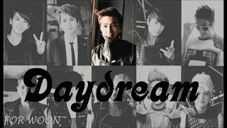 Super Junior - Daydream (English Lyrics)