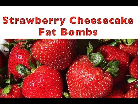 keto-strawberry-cheesecake-fat-bombs-||-how-to-||-delicious-recipe