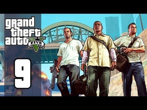 Grand Theft Auto V Story Walkthrough - Friend Request - Part 9