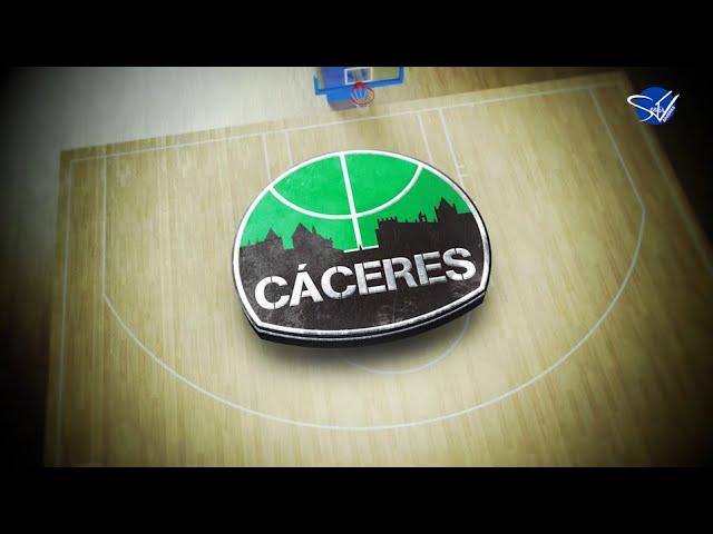 Cáceres Basket (LEB Oro 21/22): Presentación de Eduardo Pascual y campaña de abonados