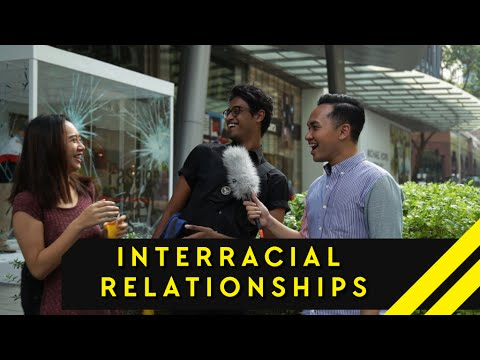 Are Interracial Relationships Accepted In Singapore? | Word On The Street