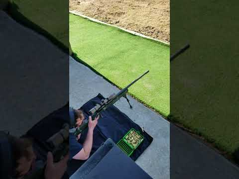 Apa little bastard muzzel break 6 5 Creedmoor firearm convention