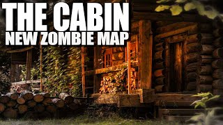 THE CABIN - New Zombie Map! (Call of Duty Zombies Map)