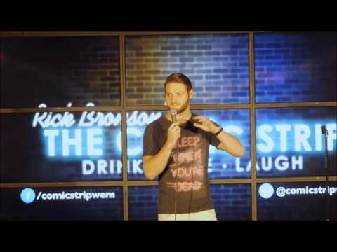 Alex Fortin Stand up 2015
