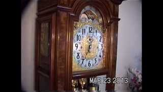 Herschede Grandfather Clock -  Sheffield 230