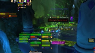 WOW ToS Heroic Desolate Holy Priest Live Stream Trial 2