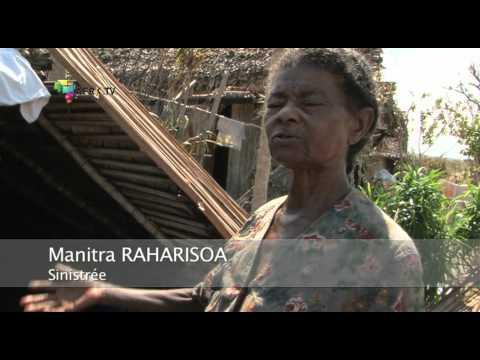 Madagascar : le cyclone Giovanna ravage la côte Est