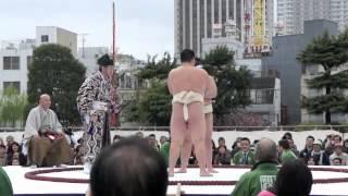 Kontes Sumo Menangis (Naki Sumo 2012)