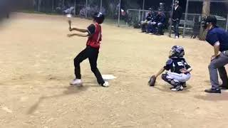 Zach Steadham 2018 Baseball highlights