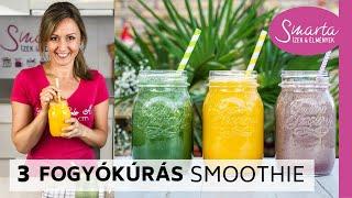 Hogyan segíti a smoothie a fogyókúrádat? | goyser.hu