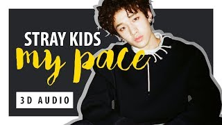 Download Lagu [ 3D Audio ] Stray Kids - My Pace 스트레이 키즈 - 마이 페이스 mp3