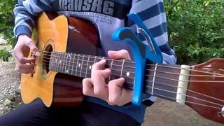 Sing For You - EXO Guitar Solo (Cover Doan Anh Nguyen)