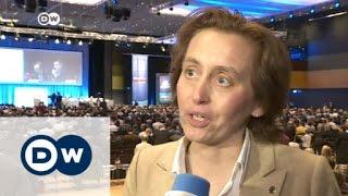Beatrix von Storch, Vize-Vorsitzende der AfD   DW Nachrichten