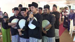 Kompang AKRAB Selawat 270118