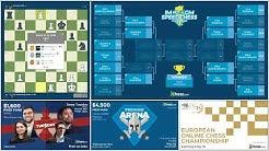 Chess.com deutsch Arena mit IM Steve Berger