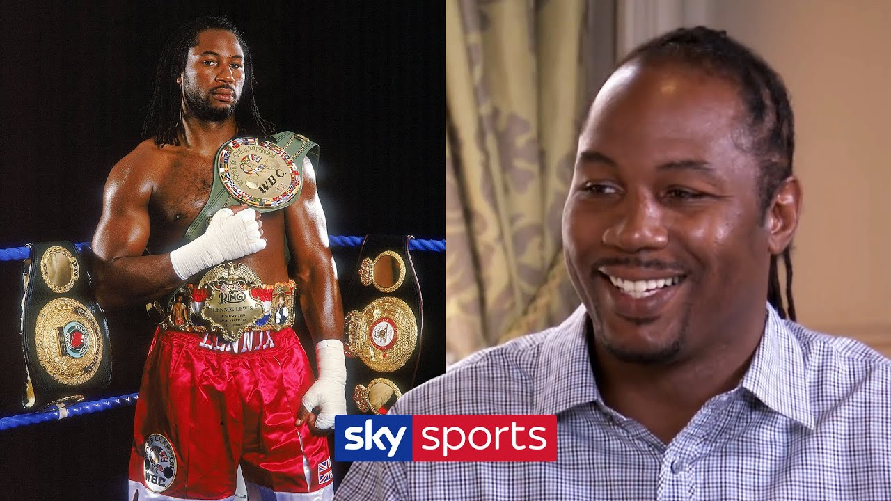 Lennox Lewis reflects on his incredible boxing career | Sporting Heroes