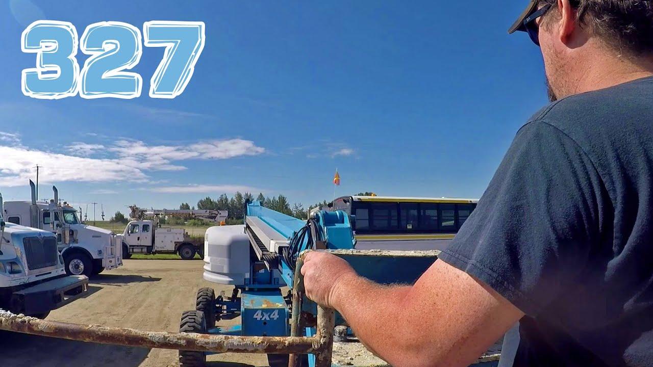 Hubsteiger fahren - Truck TV Amerika #327