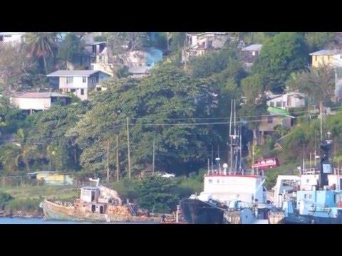 St. Lucia, Port of Castries  Island Tour