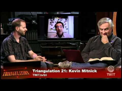 Triangulation 21: Kevin Mitnick