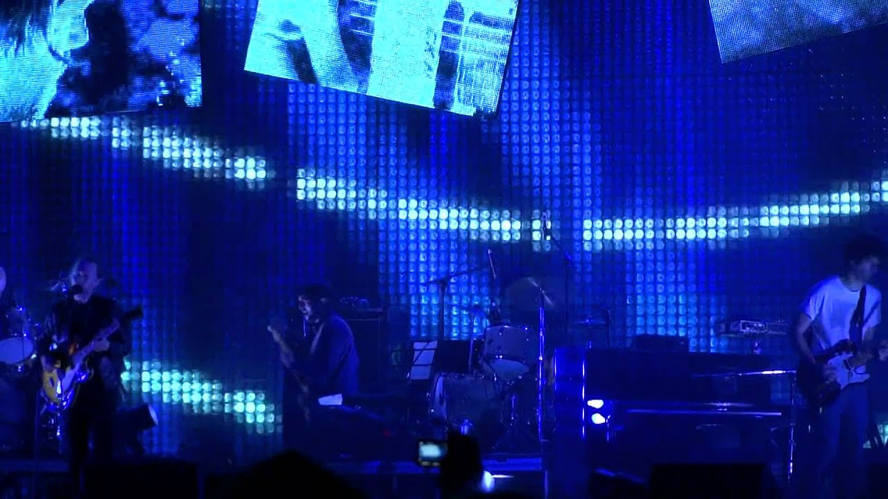 Radiohead Weird Fishes Arpeggi Live Wuhlheide