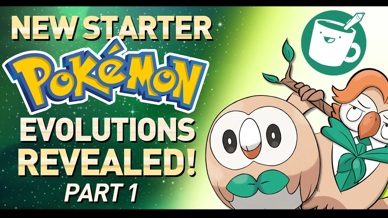 What Rowlet's Evolved Form Should Look Like - YouTube