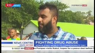 Kenya joins the rest of the world to commemorate United Nations international day against drug abuse