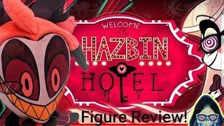 Hazbin Hotel Alastor Plush Figure Review