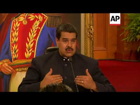 Venezuela's Maduro claims victory over 'imperial forces'