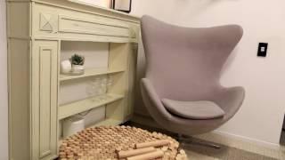 Кресло Egg в шоу-руме дизайнерской мебели, света и декора Cosmorelax на Менделеевской(, 2016-07-22T11:22:53.000Z)
