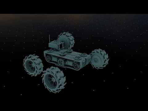 Ross Robotics Robosynthesis and Modular Droid Sensors for unmanned IED detection