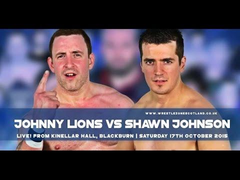 #FreeMatchFriday: Shawn Johnson Vs. Johnny Lions - Blackburn 2015
