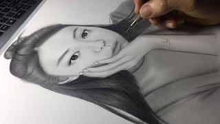 Blackpink ~Jennie speed drawing || Kpop United