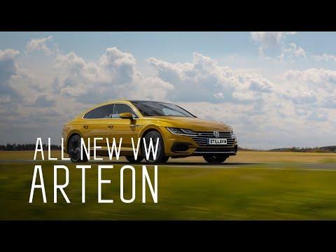 ALL NEW VW ARTEON 2018/ПЕРВЫЙ ТЕСТ/ЭКСКЛЮЗИВ