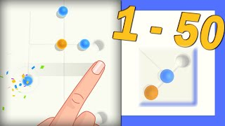 Marbleous 3D Game Walkthrough Part 1 lv1-lv50