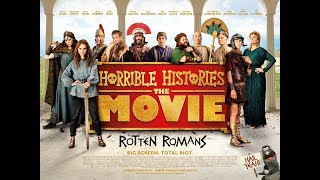 HORRIBLE HISTORIES THE MOVIE:  ROTTEN ROMANS Official Trailer (2019) [HD}