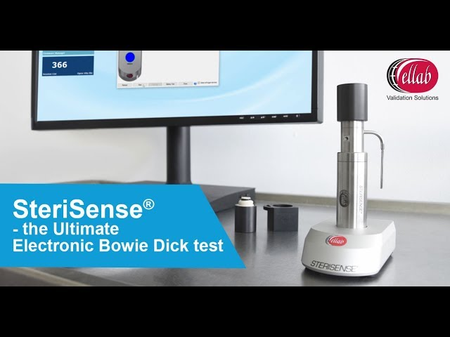 SteriSense® - the ultimate Electronic Bowie Dick Test